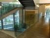Il vano scale e il corridoio al primo piano