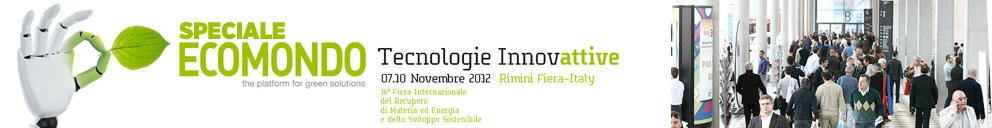 speciale tekneco Ecomondo 2012