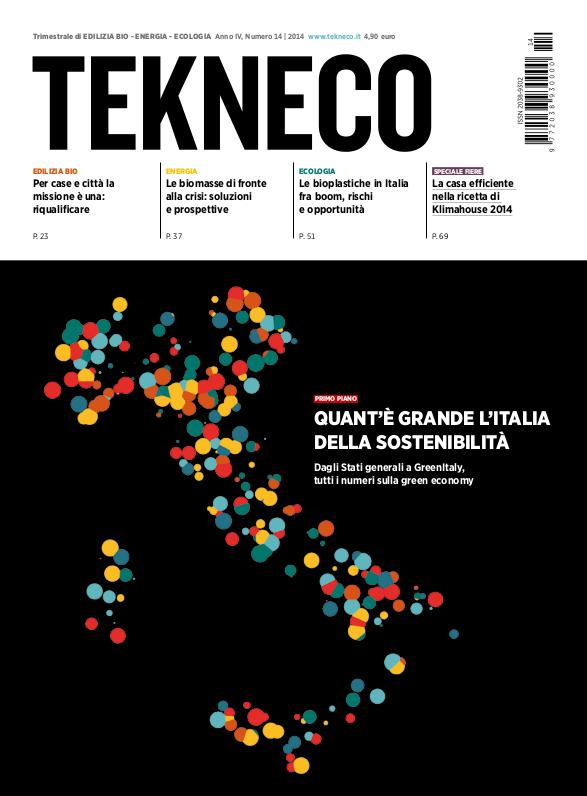 copertina tekneco n. 14