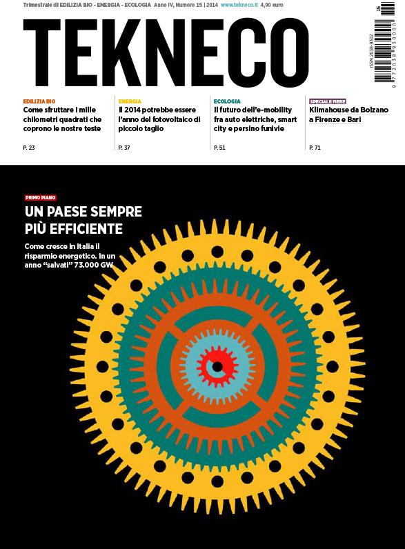 copertina tekneco n. 15