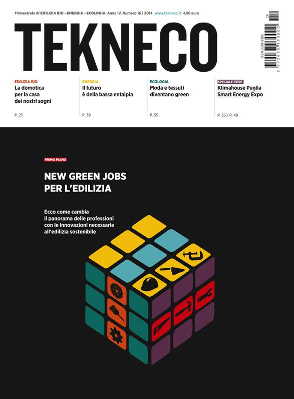 copertina tekneco n. 16