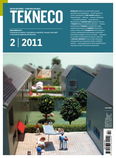 copertina tekneco n. 2