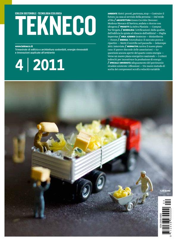 copertina tekneco n. 4