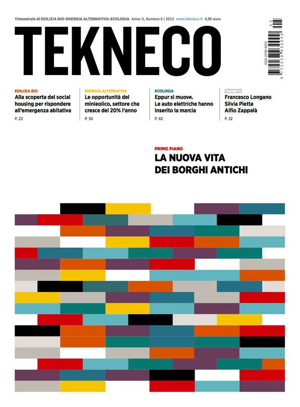 copertina tekneco n. 6