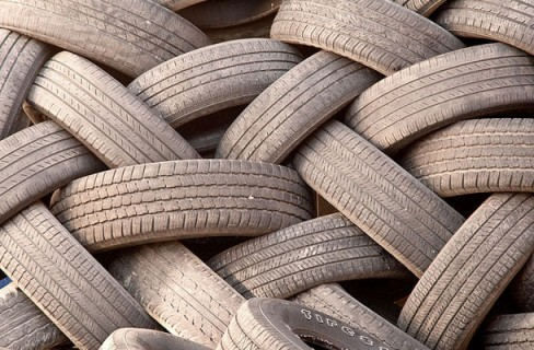 Conglomerati cementizi ottenuti con materiale riciclato da pneumatici fuori uso (pfu)