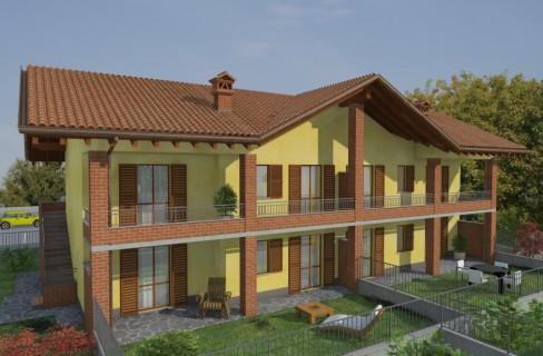 Pochissimi gli edifici sostenibili in italia lo studio for Case italiane