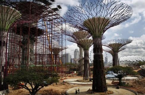 A Singapore un trionfo di bioarchitettura