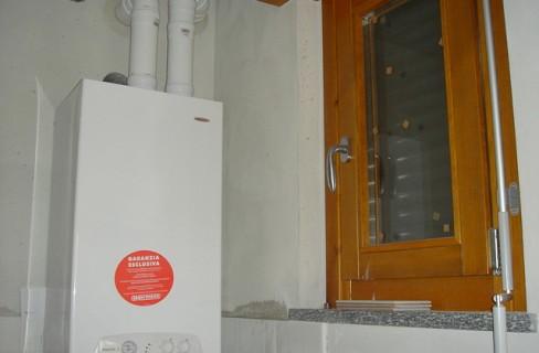 Con gli impianti a metano il contrasto all'inquinamento inizia dalle mura di casa