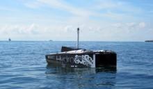 Hydronet, la barca nemica dell'inquinamento