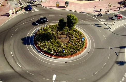 Nuova mobilità, nuove idee: le rotonde sostenibili