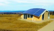 Il fotovoltaico organico copre le case