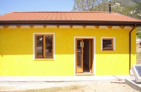 Il legno nella ricostruzione in Abruzzo
