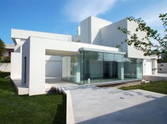 """immagine in primo piano del progetto Villa Di Gioia è """"gold plus"""" – Residenza unifamiliare a Bisceglie"""