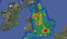 Gb: la heat map per il risparmio energetico