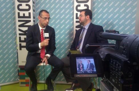 Interviste a Solarexpo 2012 dell'11 maggio