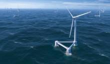 WindFloat: eolico offshore a pelo d'acqua