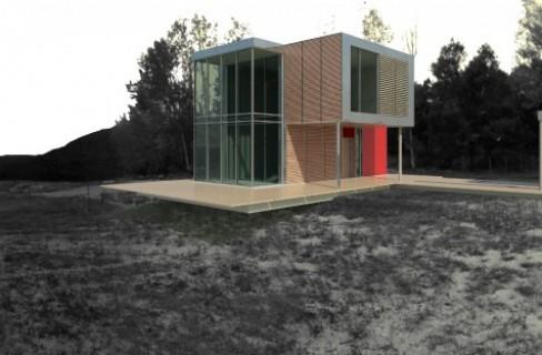 La casa panoramica