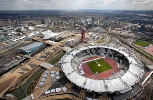 Londra 2012 medaglia d'oro della sostenibilità