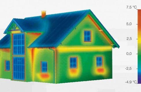 Termografia e diagnosi dell'involucro edilizio