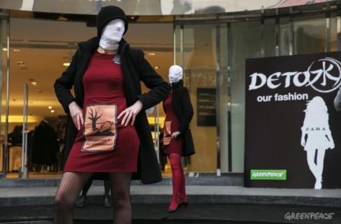 La moda che uccide l'ambiente