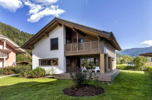 Casa in legno sogno realizzabile e finanziabile for Case di legno rubner