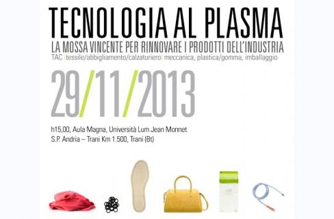 Tecnologia al Plasma per rinnovare materiali e prodotti