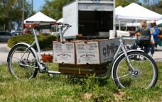La bicicletta, sempre più mezzo da lavoro
