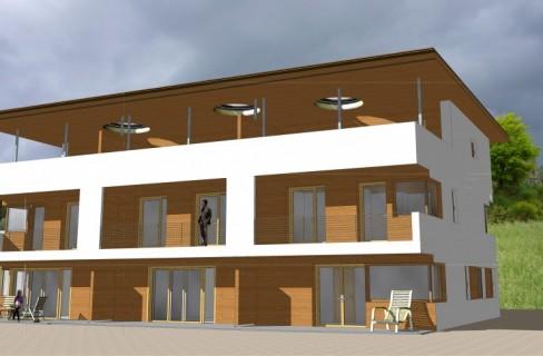 Legno Comfort High Tech La Prima Casa Ecolife E Di Rubner Tekneco