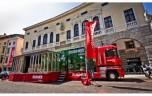 Udine: ultima tappa italiana per il Rubner Truck