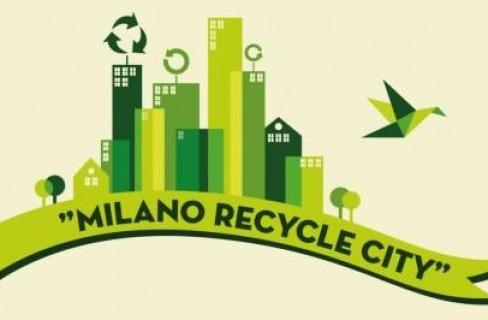 Milano capitale del riciclo