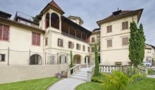Eurothem partecipa al recupero della Residenza Weihrauch Di Pauli