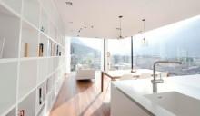 Riqualificazione superattico con pavimento e soffitto radiante