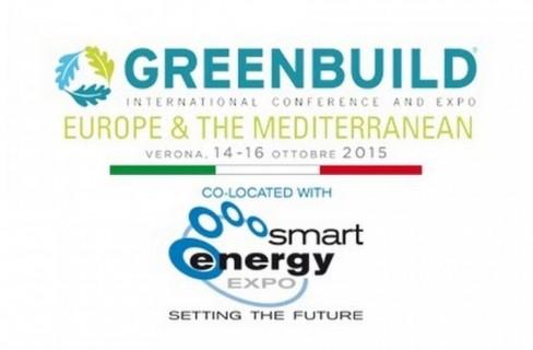L'edilizia sostenibile si dà appuntamento a Veronafiere con Greenbuild Europe & The Mediterranean