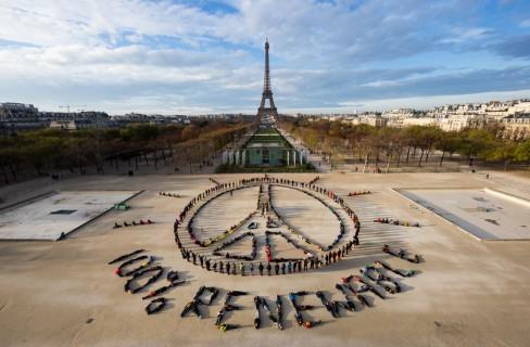 2015 di Greenpeace, un anno di azioni in difesa del pianeta. La fotogallery