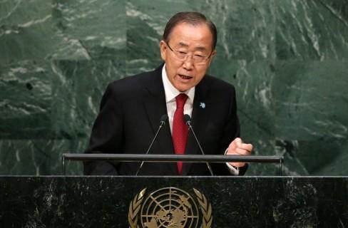 """Ban Ki-Moon sul clima: """"Necessario raddoppiare investimenti in rinnovabili"""""""