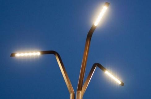 Lampioni a led come coniugare risparmio energetico e design