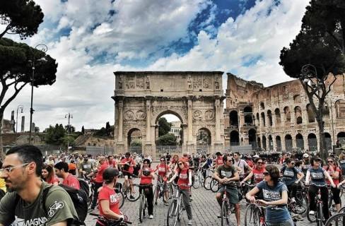 Magnalonga, conto alla rovescia per la biciclettata più gustosa dell'anno