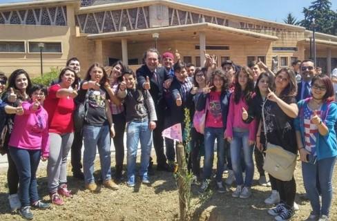Earth day 2016, a Menfi si celebra la terra con gli studenti