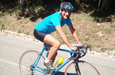 Dall'Italia alle colonne d'Ercole in bicicletta