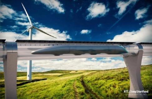 Hyperloop: il treno del futuro è sostenibile e velocissimo