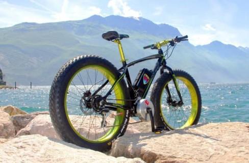 """Bikee Bike, è trentina la """"Tesla"""" delle bici elettriche"""