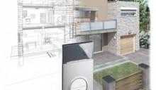 Linea 3000: nuove pulsantiere videocitofoniche BTicino  per ville e abitazioni indipendenti