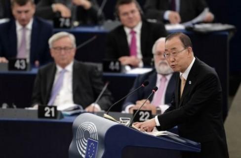 L'Europarlamento ratifica l'accordo sul clima
