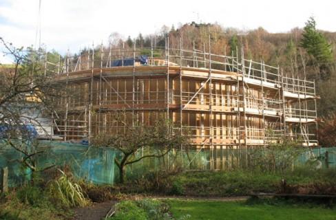 La nuova edilizia? Innovativa, circolare, naturale