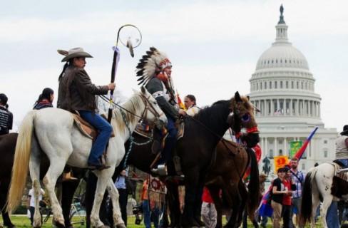 I Sioux vincono la prima battaglia