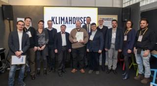 NovaSomor vince la prima edizione del Klimahouse Startup Award