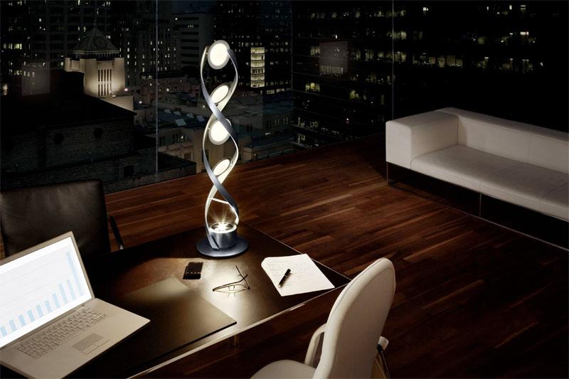Osram presenta il primo apparecchio di illuminazione oled tekneco