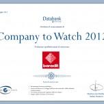 premio Company to Watch 2012