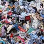 vestiti rifiuti