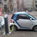 Auto elettriche in aumento in Unione Europea